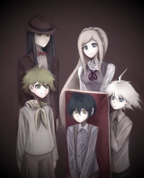 [The Family Portrait] by Ouma-The-Panta-Lover