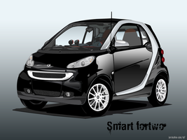 Smart Fortwo by Invisible99