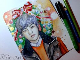 MoD Xiumin by Aries85