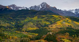 Early Autumn in the San Juans by kennedmh