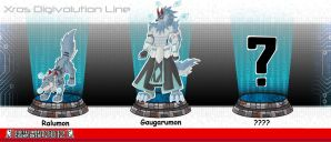 DWC Xros Evolution Line: Ralumon by X-Z-0