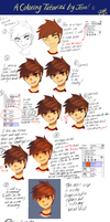 How I Color: A Tutorial by HydroCyanide