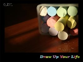 Draw Up Your Life by lilcat