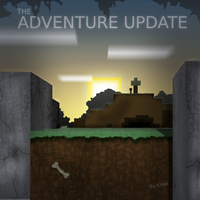 Minecraft - The adventure 1.8 by Khan-the-cake-lover