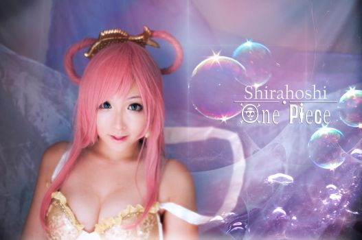 Princess Shirahoshi Wallie- One Piece by crystalfirey