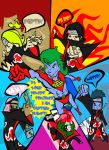 By your powers Combined... by nitro-echidna
