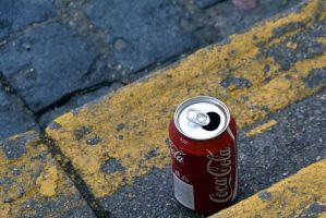Lonely coke by hendur