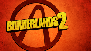 Simple BorderLands 2 Wallpaper by younggeorge