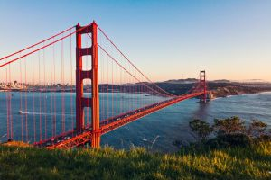 Golden Gate Bridge by deex-helios