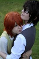 Young Sarumi Shoot - XLI by the-xiii-hour