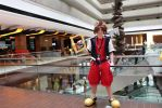 Sora Cosplay at Anime Midwest by Kiros-Starflash