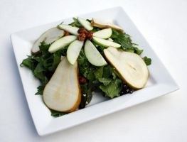 Apple and Pear Salad by laurenjacob