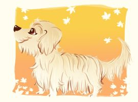Daisy Dog by TehTaree