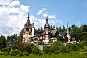 Peles castle by ervin21