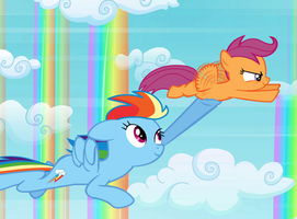 i can fly by DoubleRainbowSplash