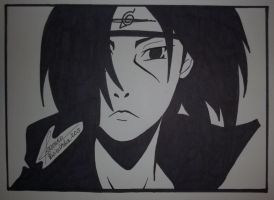 Itachi by ShiruvuiaKoneko