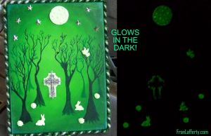 Glow Forest by mirroreyes1