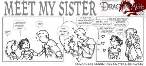 DAO: Meet my sister by SoniaCarreras