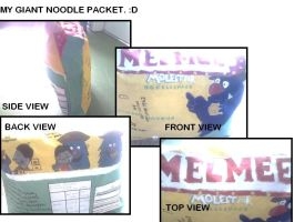 Molester Noodles by mel-lyks-cereal
