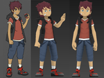 2D to 3D Character by ProjectArkStudios