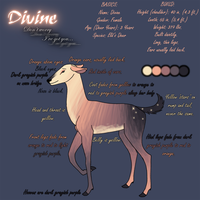 divine reference sheet. by Wreckuiem