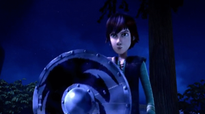 --That Awesome Shield.. (Animation)-- by Golloperaa