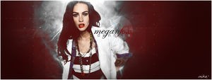 Megan Fox by mikeepm