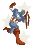 Captain America 2011 by paco850