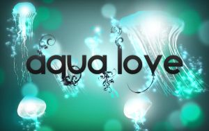 Aqua Love by NatKaneria