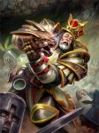SMITE King ArTyr by Scebiqu