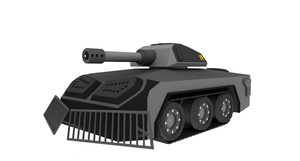 OLD: Tank by rebel28