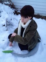 Mori Cosplay RotG~ Really? by TheDoorWithin