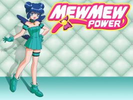 Mew Wallpaper - Corina by SweetAmberkins