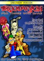Bloodwych Strategy Guide Cover by Zombie-Pacman