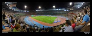 MCG Pano - Commonwealth Games by neilcreek