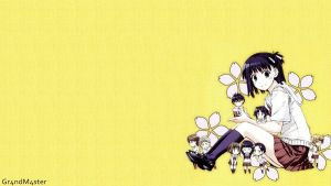 Prunus Girl Wallpaper by Gr4ndM4ster