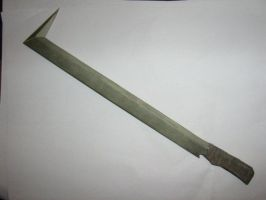 Uruk-hai Sword by azn-ninja