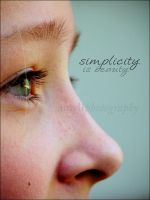 Simplicity is Beauty by annie252