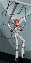 ultron-defence-bot by Rosvo