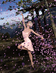 Sneak Prev 1: Confetti And Nature Effects Iray by SickleYield