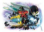 The Ultra Beasts by Trapspring