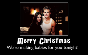 Stelena gift for us by Relie