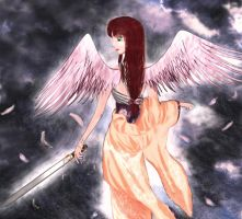 Angel of Light, Bring your love  ( OC June) by 000SkyArrow000