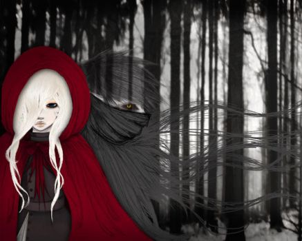 Little red riding hood by ECC2009