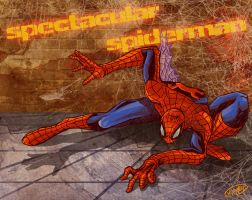 The Spectacular spiderman by eldeivi