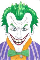 The Joker by Ferrari94
