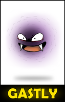 Gastly by 94cape69