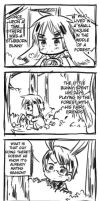 USUK: Bunny comic 1 by kaguya-lamperouge
