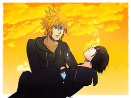 KH-I Remember You by AnnaAelfara