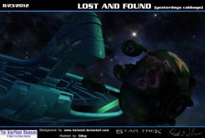Lost And Found by XFozzboute
